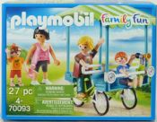 playmobil 70093 Family Cycle
